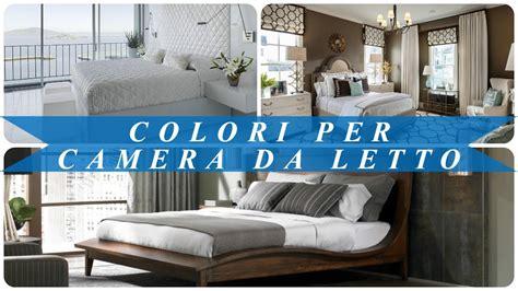 colori consigliati per camere da letto colori per da letto