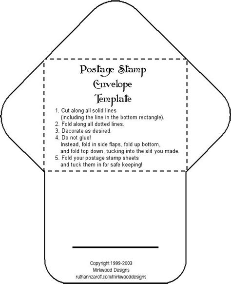 free envelope templates to print adapt to the size you want great for diy lined envelopes