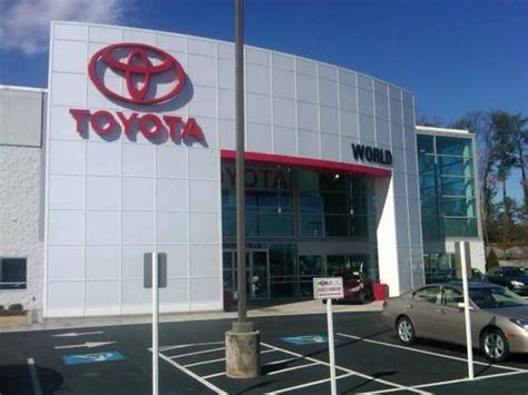 Atlanta Toyota Dealerships World Toyota Atlanta Ga 30341 1629 Car Dealership And
