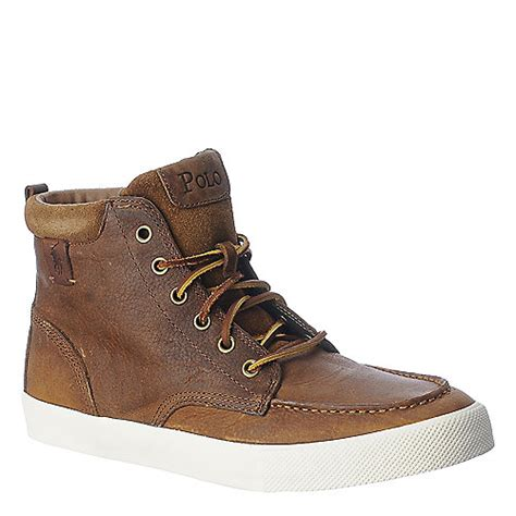 polo casual boots for polo ralph tedd mens casual boot
