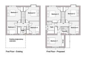 drawing a floor plan planning drawings