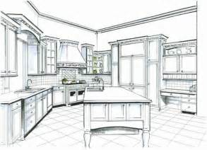 Kitchen Drawings by Kitchen And Bath Design Designs By David L