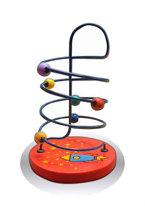 Mainan Edukatif Edukasi Anak Balok Kayu Alur Kawat Rumah Awet alur kawat apollo besar mainan kayu edukasi anak