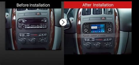 2002 Jeep Liberty Radio Eight Steps To Install A 2011 2014 Hyundai I55 Android