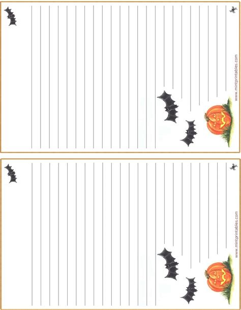 printable pumpkin stationery 30 best images about free printable stationary on