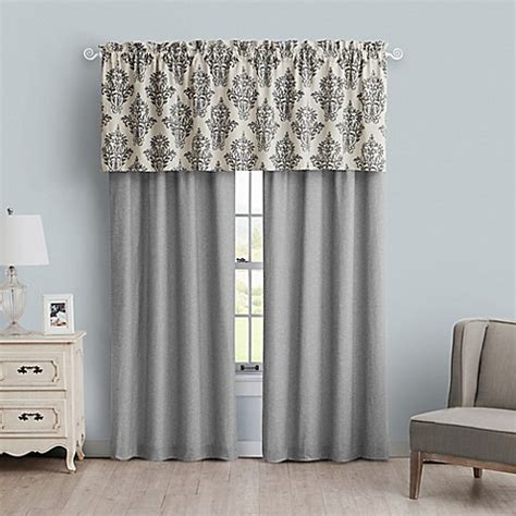 bed bath and beyond warwick bridge street warwick window curtain panels and valance bed bath beyond
