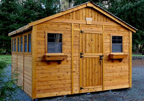 shed sunshed garden  outdoor living today