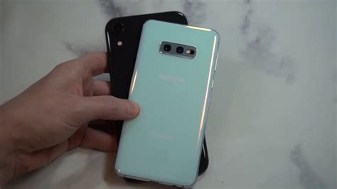 samsung galaxy se prism white unboxing youtube