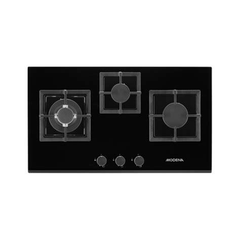 Kompor Gas Tanam Untuk Kitchen Set jual kompor tanam modena bh 2734 murah harga spesifikasi