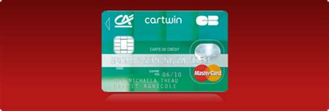 Plafond Carte Mastercard Credit Agricole by Crdit Agricole Nord De Mastercard Cartwin Tous