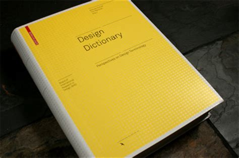Speak Up Archive Design Dictionary