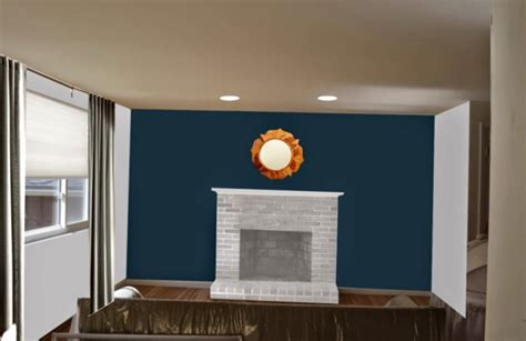 paint colors with brick fireplace fireplaces
