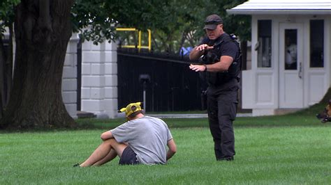 white house fence jumper white house fence jumper a danger to the president nbc news