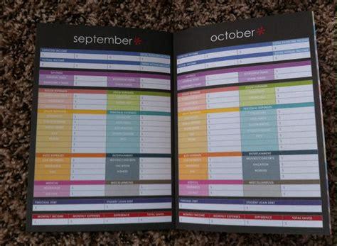 printable budget planner book monthly budget book erin condren planning pinterest