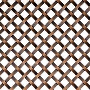 kent design 286s 1 4 quot flat single crimp wire grille 36