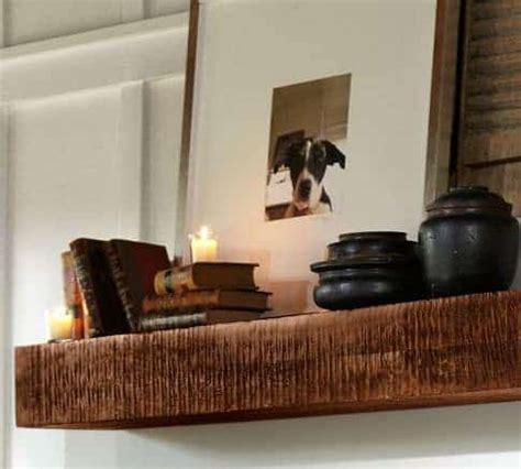 Rustic Home Decor Ideas Princess Pinky Girl Floating Shelves Pottery Barn
