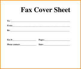 9 cover sheets for fax inventory count sheet