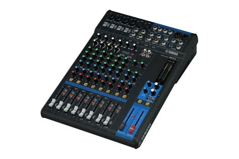 Mixer Yamaha 12 Ch Yamaha Mg12 12 Channel Analog Mixer Heid