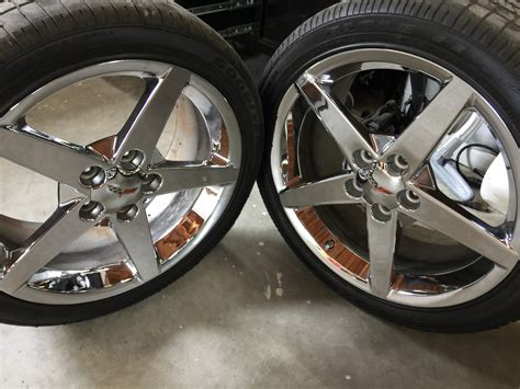 fs for sale corvette c6 wheels and tires 1300
