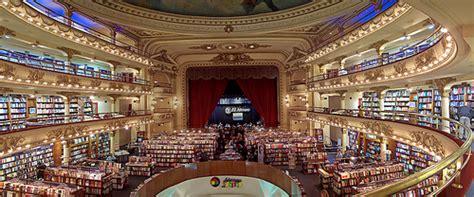 libreria ateneo palermo librer 237 a ateneo una joya cultural de buenos aires viajo org