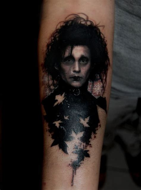 the best and worst tim burton inspired tattoos
