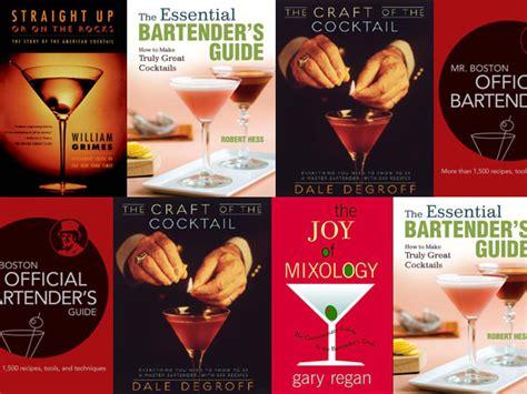 and the my drink books cocktail 101 five essential cocktail books serious eats