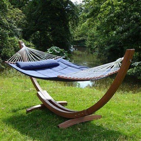 garden hammock from posh garden furniture admired by our