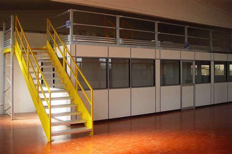 uffici modulari strutture a soppalco modulare e soppalchi componibili