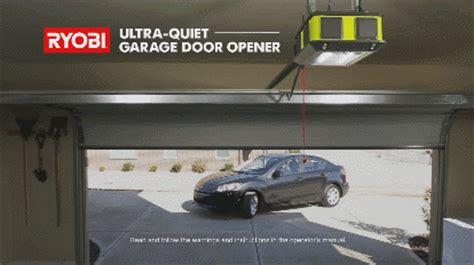 connected garage door opener ryobi wifi garage door opener ios android connected crib