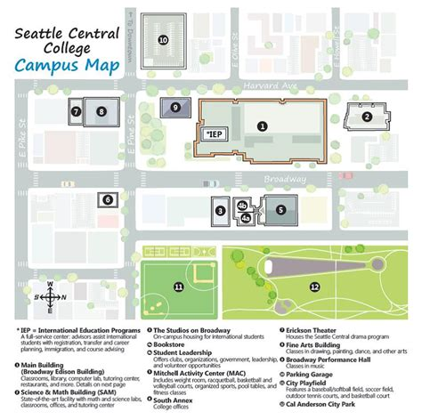 seattle univ map 2015 seattle central college engineering mentor