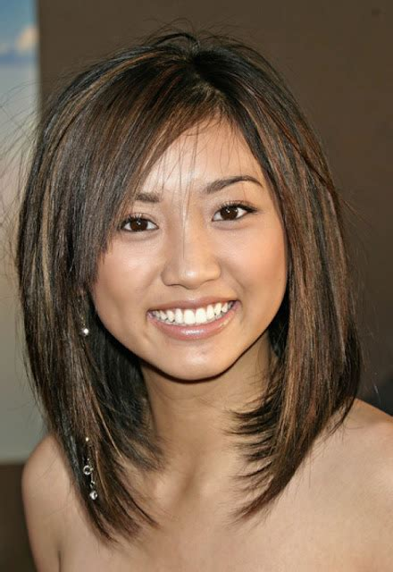 long swing bob with bangs cute medium haircuts long bob haircuts are gorgeous and