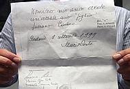 testo testamento olografo maggiordomo milionario sequestrato il testamento