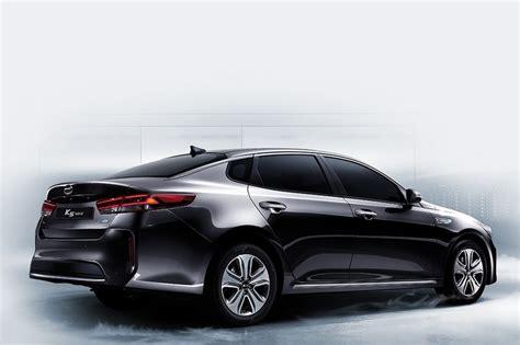 2016 kia optima sports hybrid sedan debuts in korea