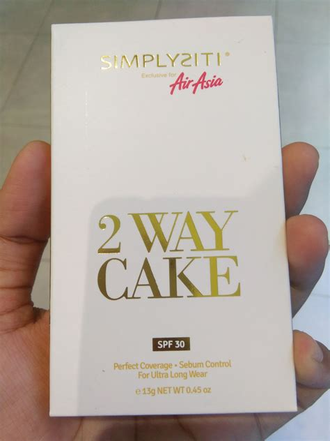 Avione Exclusive Two Way Cake simplysiti airasia exclusive simply 2 way cake reviews