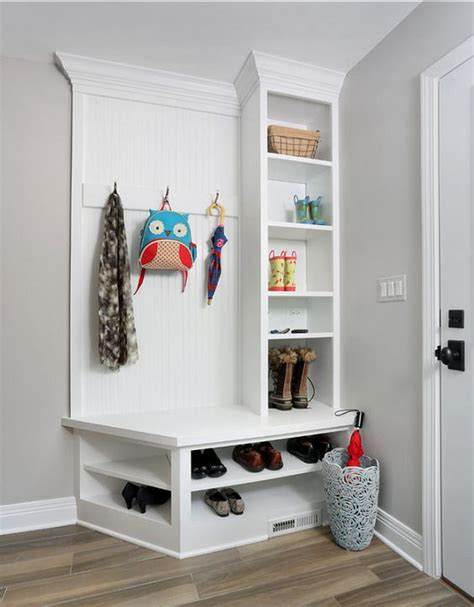 mudroom ideas diy 7 small mudroom d 233 cor tips and 23 ideas to implement them