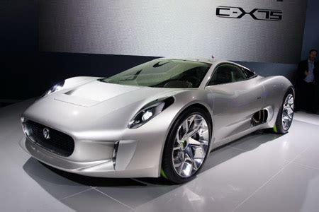 imagenes carros jaguar imagem do superesportivo carro da jaguar c x75 fotos e