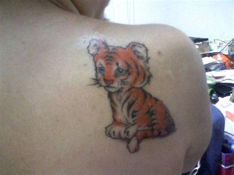 tatuagem de tigre feminina ideias de tatuagem