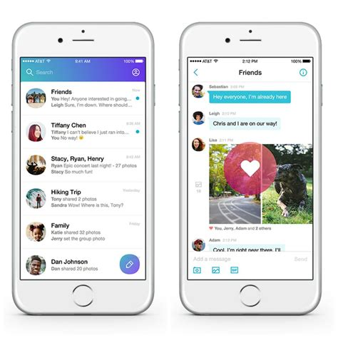 ios message for android yahoo messenger is back as a messaging app