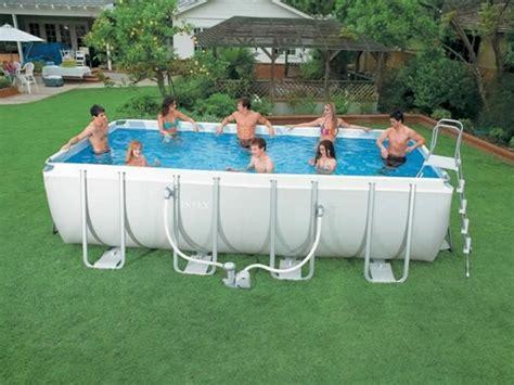 piscine da giardino intex le piscine da giardino piscine