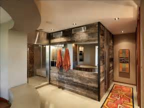 Wood Walls In Bathroom Salvaged Style 10 Ways To Transform Your Bathroom With