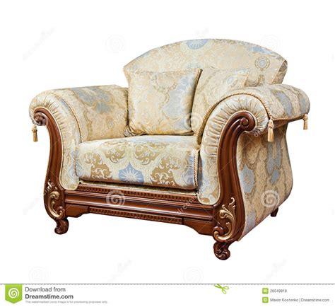 retro style armchair retro style armchair isolated royalty free stock photos