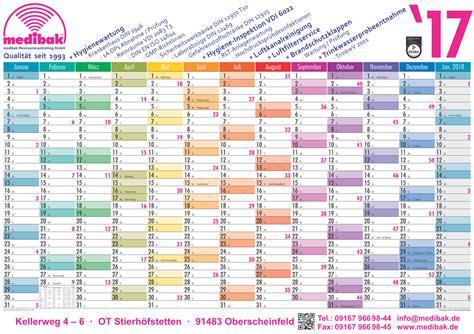 Kalender Jahresplan Jahresplaner F 252 R Das Jahr 2018 Kalenderproduktion Ebertin