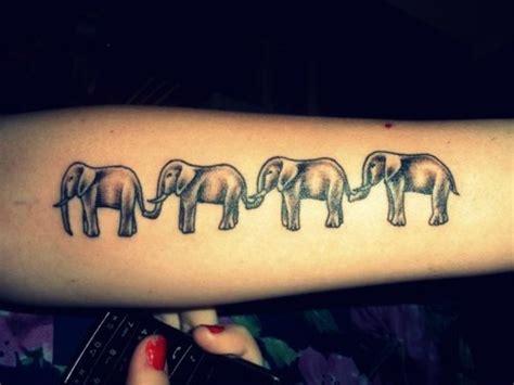 Tattoo Elephant Chain | pin by d b on tattoo inspiration pinterest
