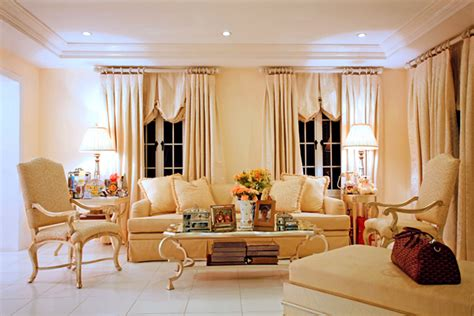 Interior Decoration Tips For Home soft hues and classic furniture for anne curtis s home rl
