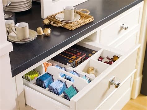 tea organization tea time storage solutions live simply by annie