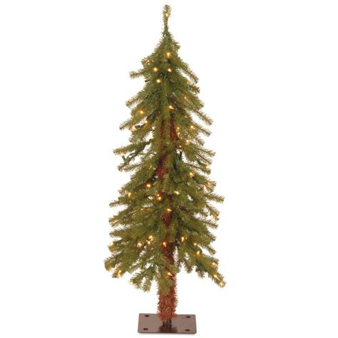 3 foot christmas tree with lights national tree company 3 ft hickory cedar artificial
