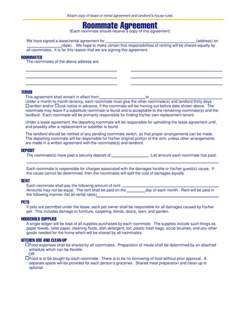 sample rental agreement letter template 8 free documents in word pdf