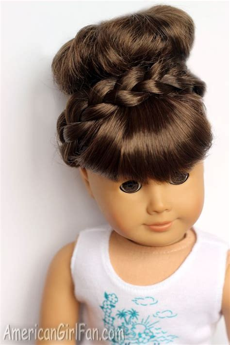 hairstyles for american girl doll videos 31 best images about american girl hairstyles on pinterest