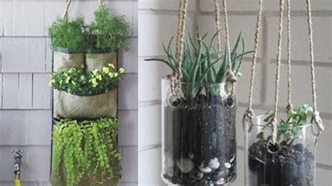 mudah membuat tanaman gantung