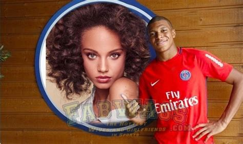 kylian mbappé petite amie 3 facts about kylian mbappe s rumored girlfriend alicia aylies